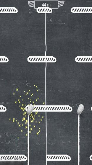 两根粉笔的挑战好玩吗 两根粉笔的挑战玩法简介