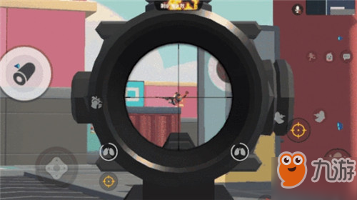 香肠派对狙击模式怎么玩