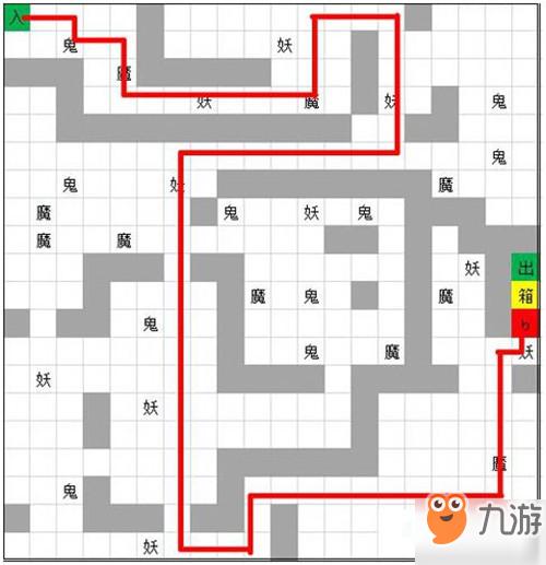 想不想修真血魔界秘境怎么过 血魔界秘境地图攻略