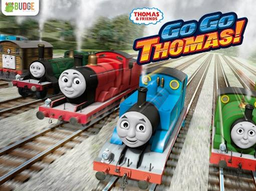 托马斯和朋友 快跑,托马斯 速度挑战 thomas图片