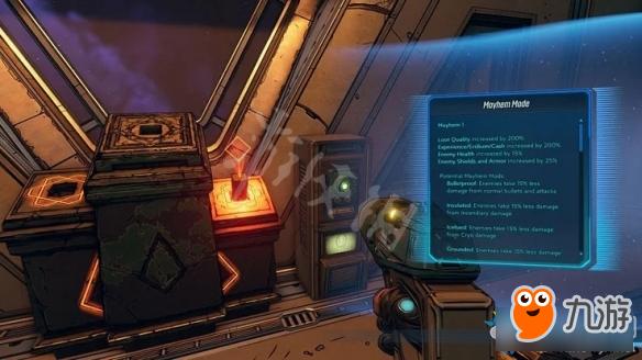《无主之地3》混乱模式攻略 模式玩法介绍一览