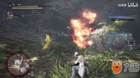 《怪物猎人世界》冰原DLC雷狼龙轻弩打法