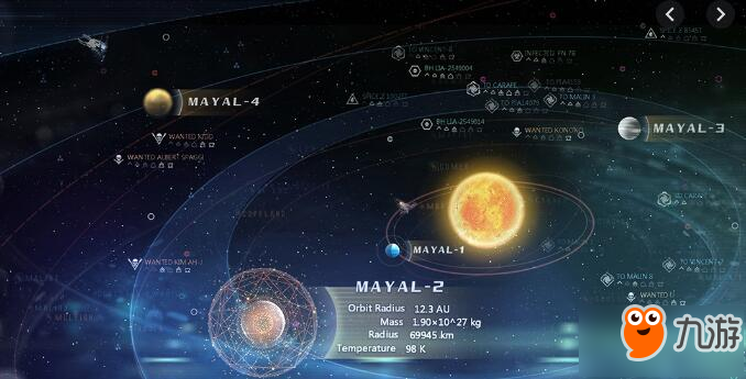 第二银河国家势力阵营分析
