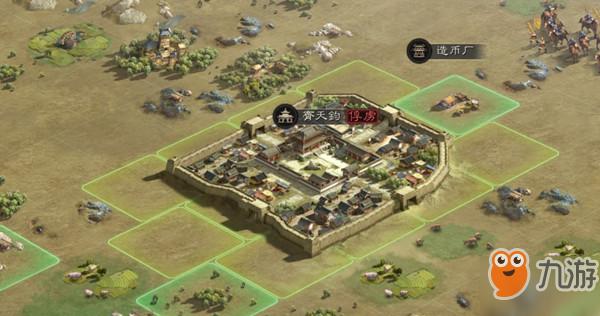 三国志战略版怎么解除俘虏状态?沦陷机制介绍攻略