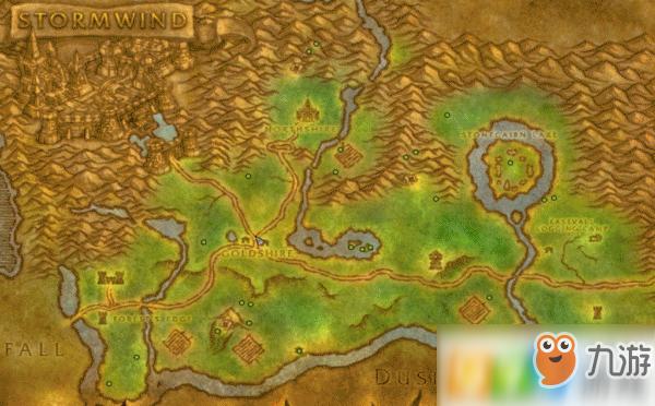 魔兽世界怀旧服艾尔文森林宝箱在哪 艾尔文森林宝箱位置介绍