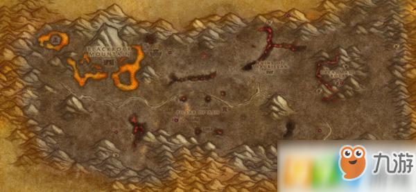 魔兽世界怀旧服燃烧平原宝箱在哪 燃烧平原宝箱位置介绍