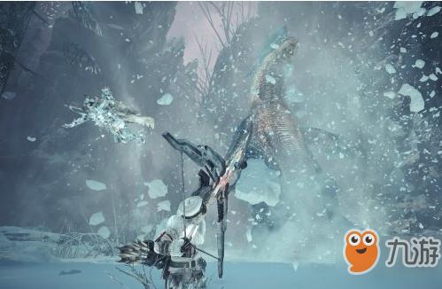《怪物猎人世界》冰原冰鱼龙打法攻略