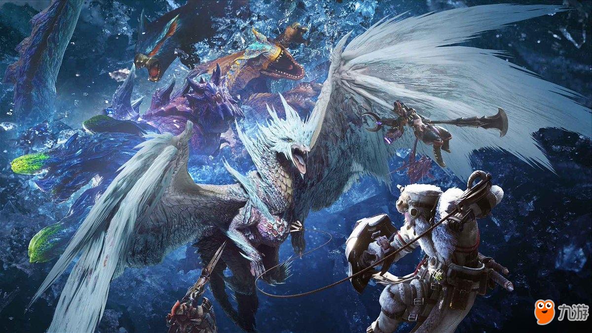 《怪物猎人世界冰原》片手剑新动作介绍片手剑玩法攻略