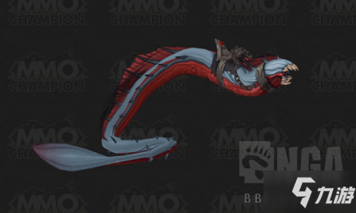 魔兽世界WOW8.3新增坐骑一览