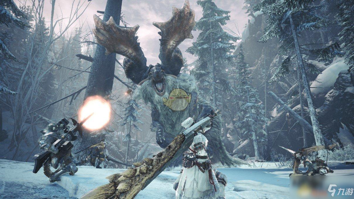 《怪物猎人:世界》冰原DLC铳枪开荒流派推荐