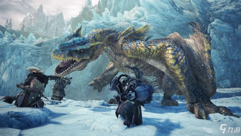 怪物猎人世界冰原DLC剑斧灭龙瓶作用介绍