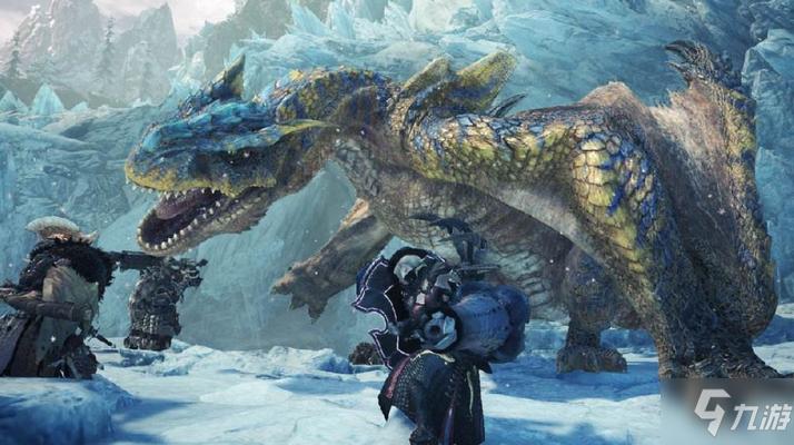 怪物猎人世界冰原DLC剑斧瓶槽填装技巧介绍