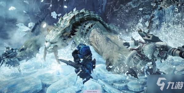怪物猎人世界冰原DLC盾斧高出力属性解放斩直接使用方法介绍