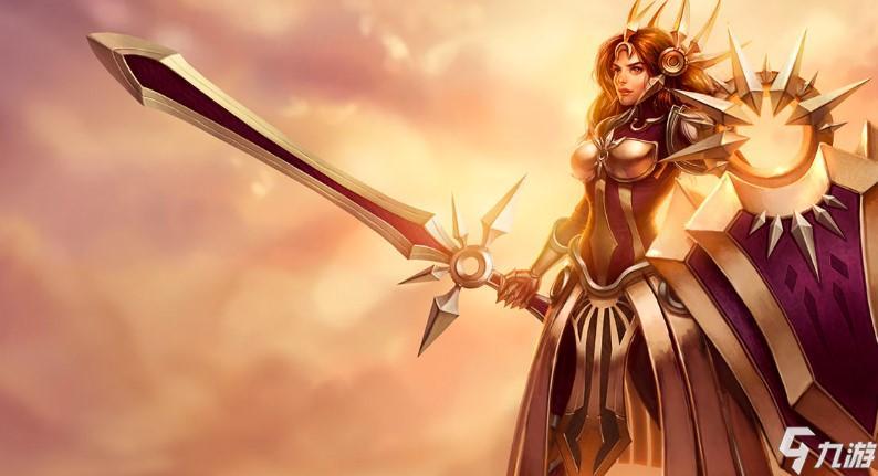 英雄联盟手游耀光女神日女怎么样 耀光女神日女传记分享