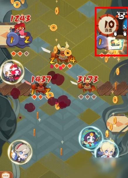 阴阳师妖怪屋熊本熊怎么得 收集金币技巧分享