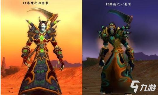 《魔兽世界怀旧服》纳克萨玛斯T3套装攻略 兑换前置任务分享