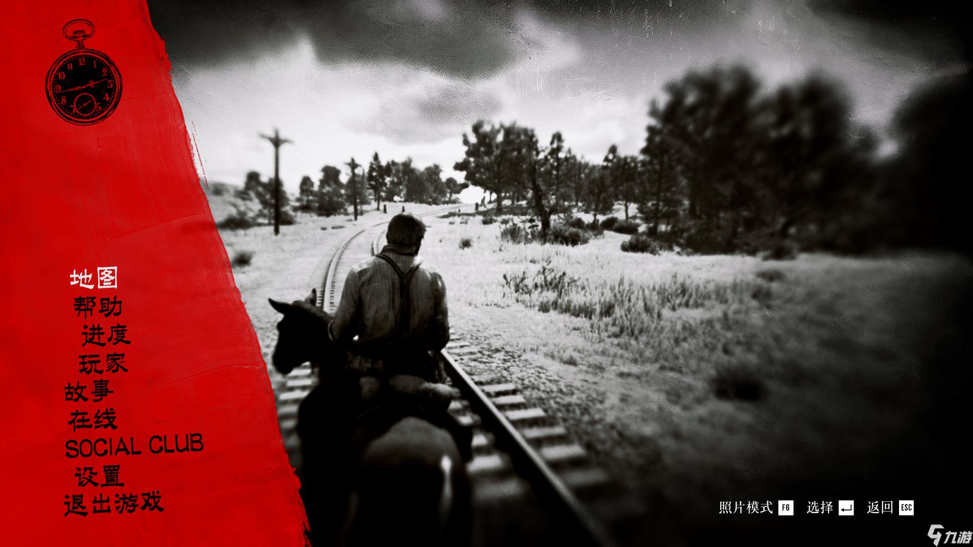 荒野大镖客2亚瑟的营地在哪 营地玩法介绍