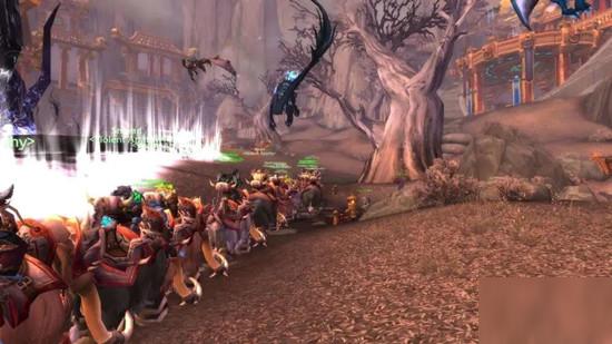 《魔兽世界》天价坐骑附加功能是什么 9.0天价坐骑附加功能详解