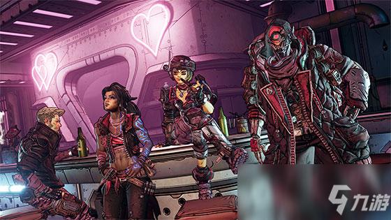 《无主之地3》情人节更新:等级上限提升至53 过场动画可跳过