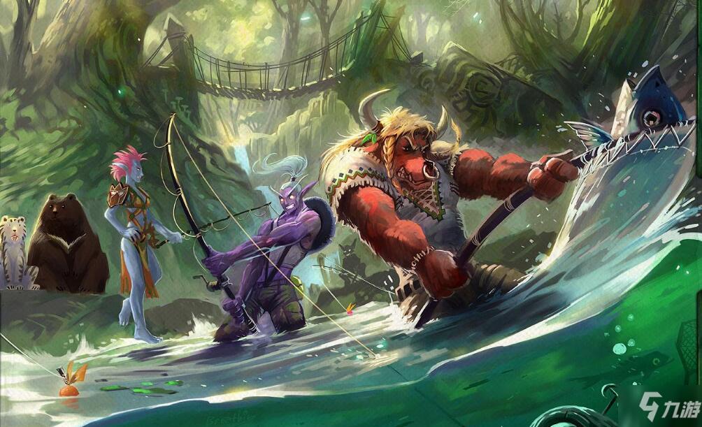 《魔兽世界怀旧服》怎么钓鱼赚钱 钓鱼赚钱方法