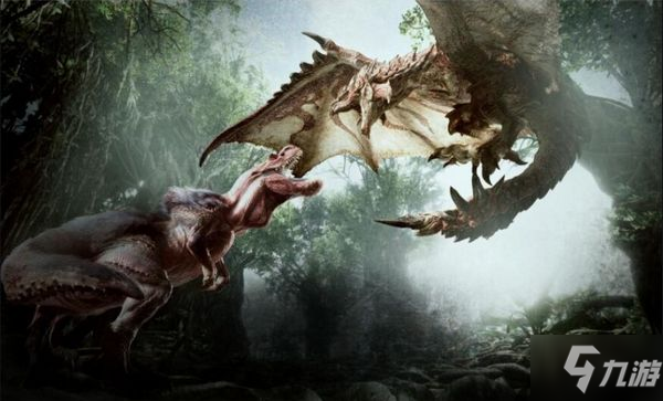 怪物猎人世界金银火龙怎么样 套装效果分享