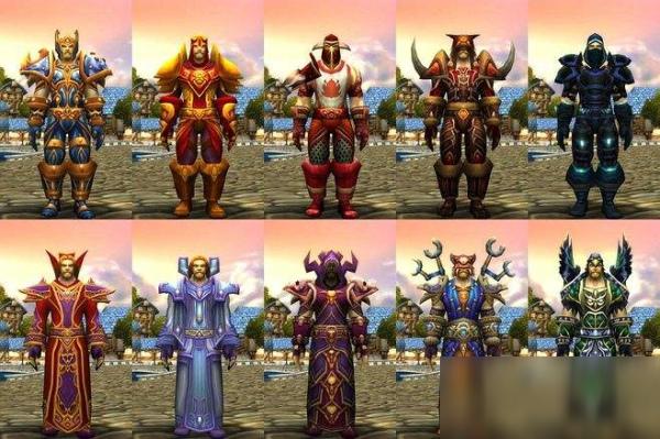 魔兽世界怀旧服法师T0.5套装属性介绍 法师T0.5套装属性一览