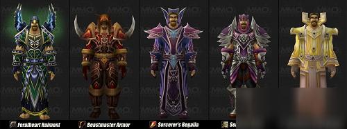 《魔兽世界怀旧服》T0.5套装有哪些 T0.5套装大全