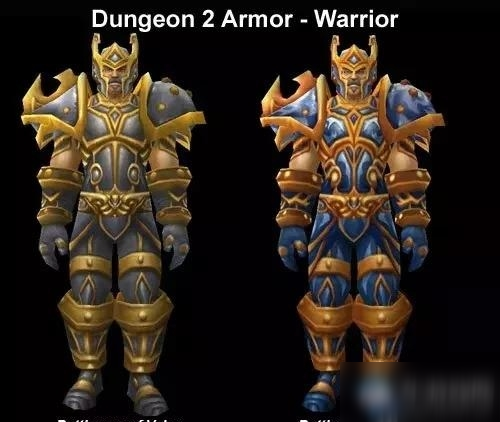《魔兽世界怀旧服》战士T0.5攻略 套装属性介绍