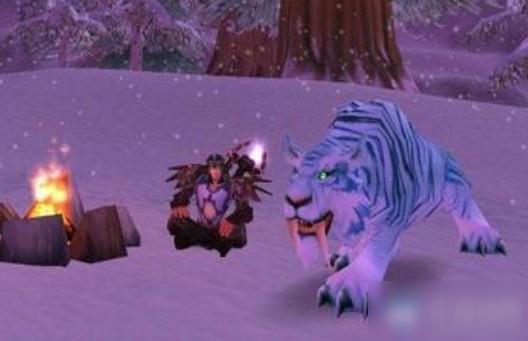 《魔兽世界怀旧服》猎人宝宝怎么学技能 猎人宝宝学习技能攻略