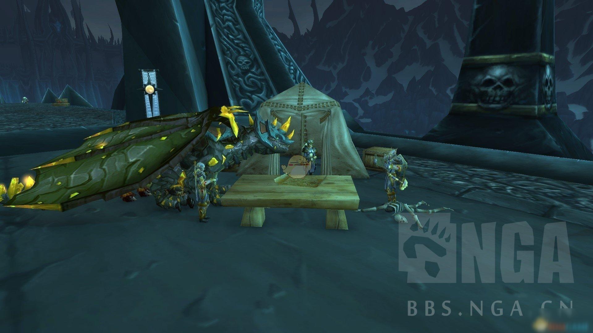 《魔兽世界》9.0前夕任务怎么接取 前夕任务接取方法