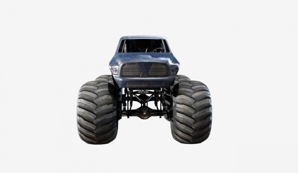 《和平精英》新载具大脚车怎么样 新载具大脚车介绍