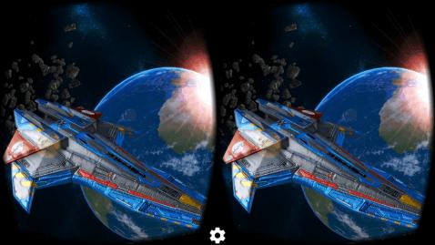 深空之战VR游戏截图4
