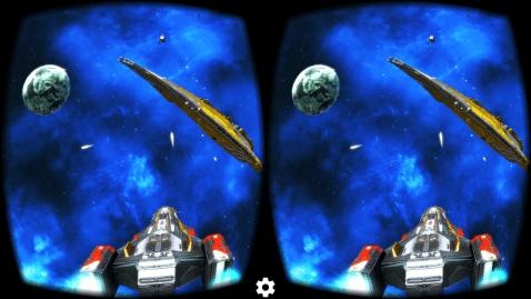 深空之战VR游戏截图3