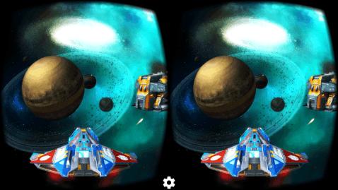 深空之战VR游戏截图2