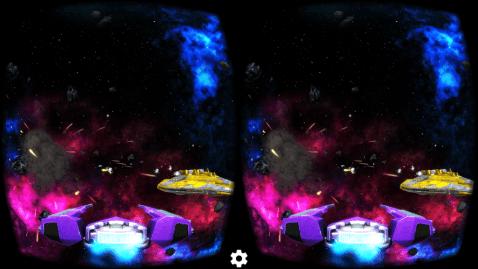 深空之战VR游戏截图1