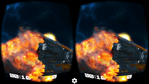 深空之战VR游戏截图0