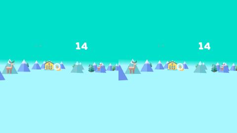 驯鹿VR游戏截图2