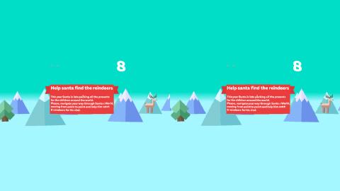 驯鹿VR游戏截图1