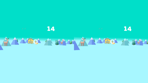 驯鹿VR游戏截图0