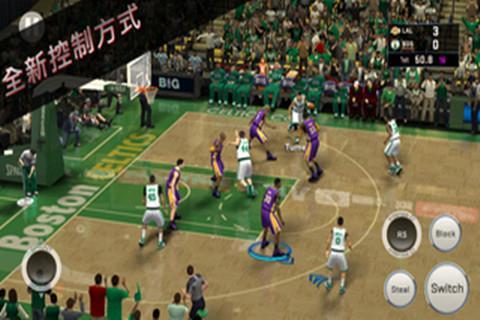 NBA2K16截图3