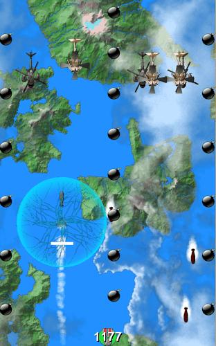 武装直升机对战游戏:飞机截图3