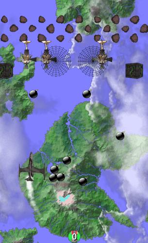 武装直升机对战游戏:飞机截图1