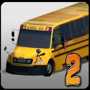 3D巴士停车2加速器