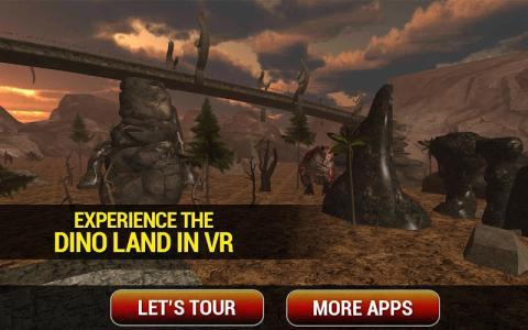 重返侏罗纪VR游戏截图4