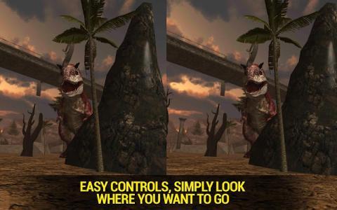 重返侏罗纪VR游戏截图3