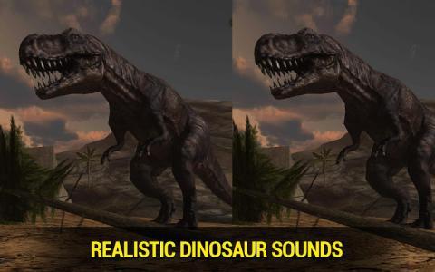 重返侏罗纪VR游戏截图2