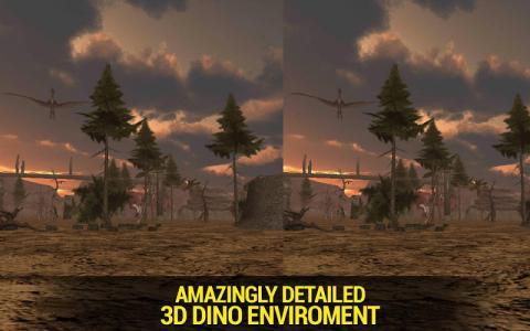 重返侏罗纪VR游戏截图1