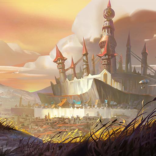 雷亚首款奇幻RPG手游《万象物语》即将公测