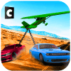 Airplane VS Chained Sports Cars加速器