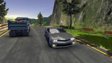 Offroad Car Simulator 3D游戏截图4